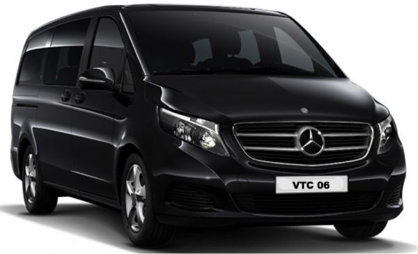 Business Van Mercedes VTC 06