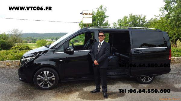 Votre Chauffeur Privé VTC 06